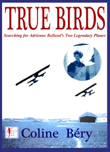 TRUE BIRDS couv livre broché 2017 l