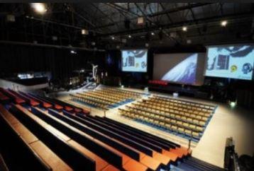 Musée Safran auditorium