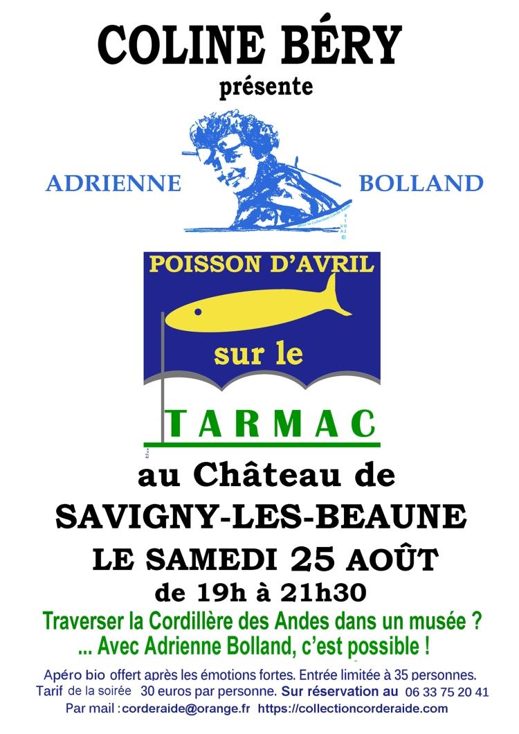 Coline Béry présente Savigny 2018 1