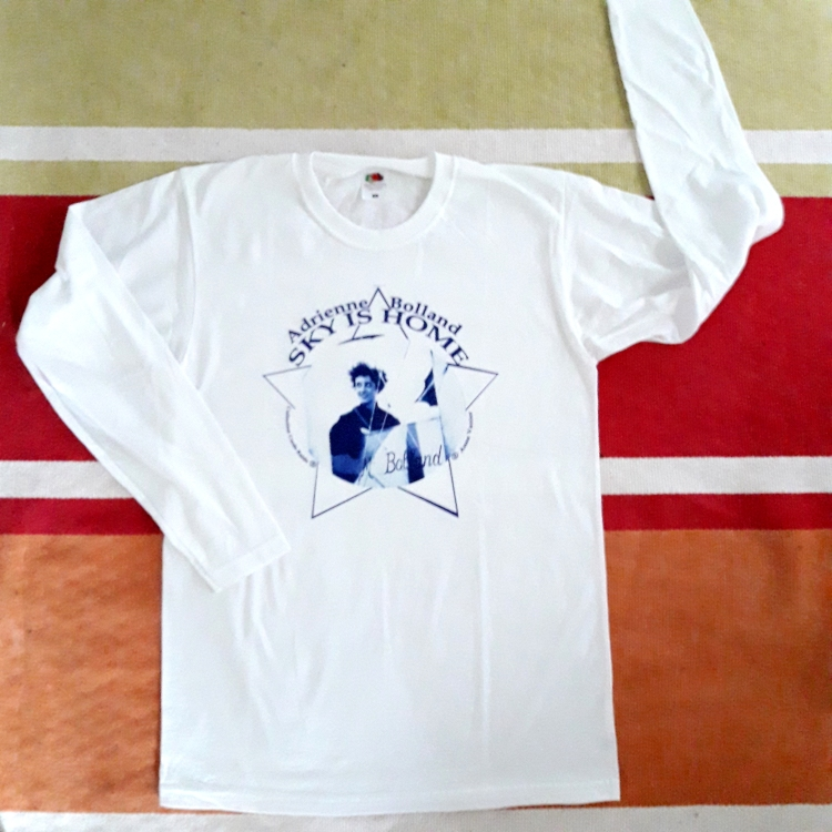 tee shirt AB Sky is Home bleu marine TS 1