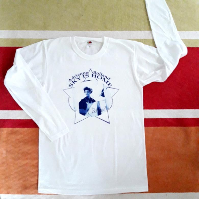 tee shirt AB Sky is Home bleu marine TS 1