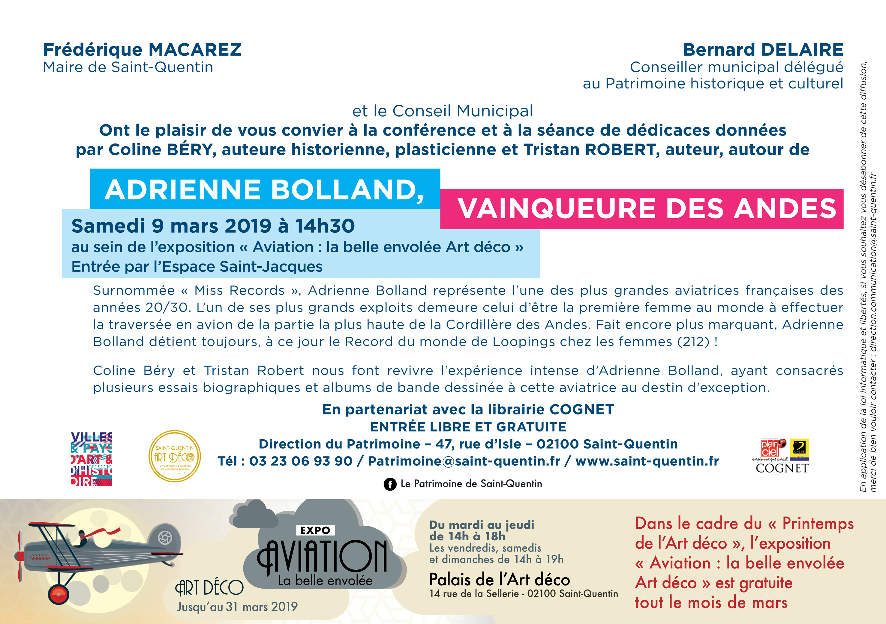 Invitation AdrienneBolland 2