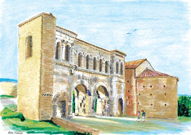 Porte saint andré 3